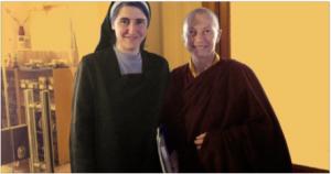Diálogo entre una cristiana y una budista
