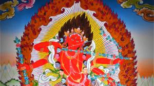 deidad femenina del budismo