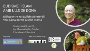 Diálogo interreligioso entre Islam y Budismo