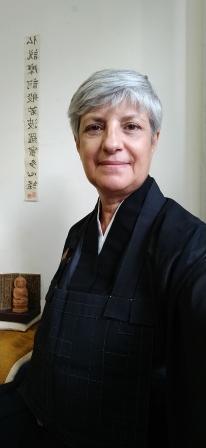 Monja Zen Adriana Etsuho